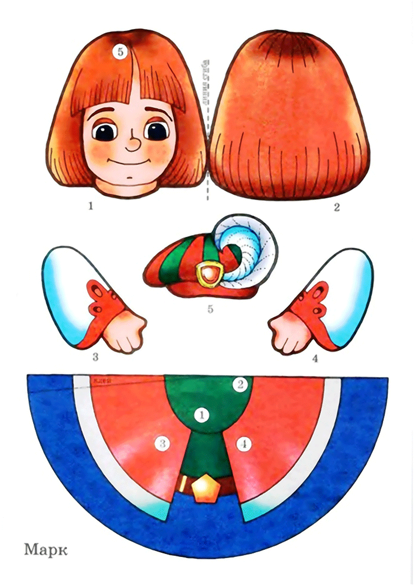 Картинки для конусного театра