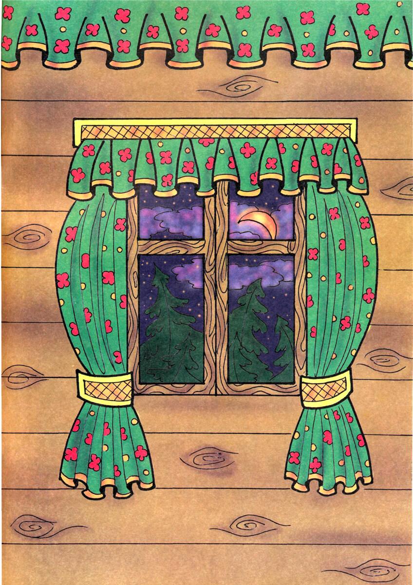 Декорации для сказок картинки для детей