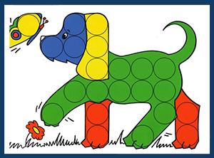 как выучить цвета с ребенком