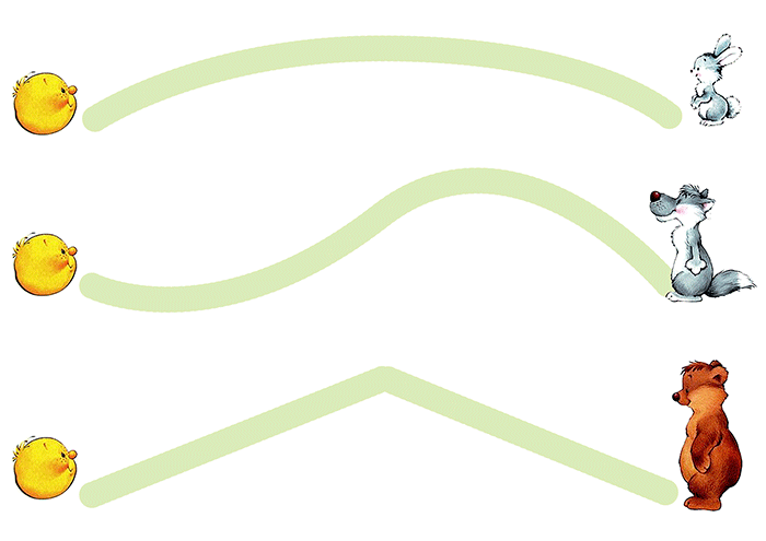 картинка для игры сказка репка колобок