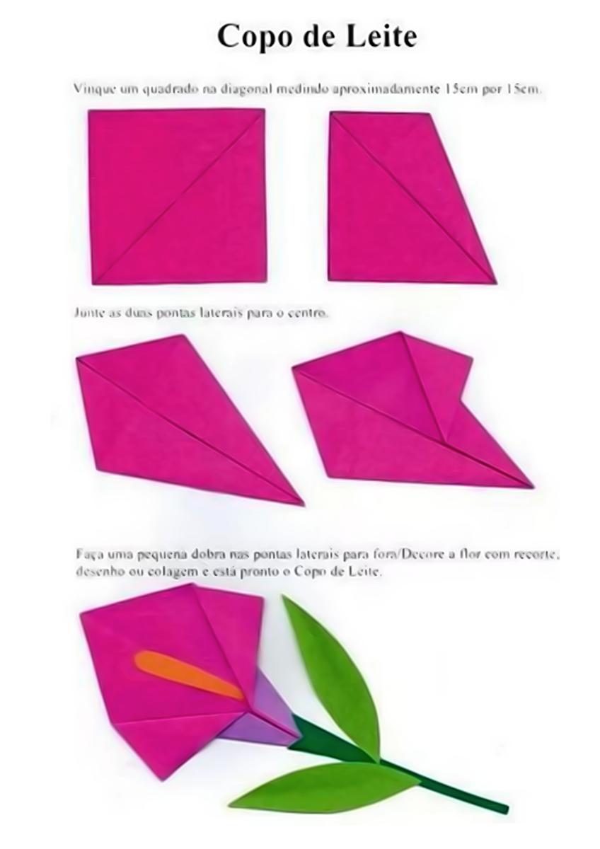 Цветы оригами для открытки поэтапно, жебелева для