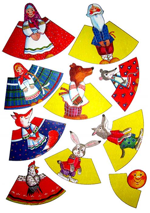 рекомендуют кукольный театр репка своими руками из бумаги шаблоны иметь
